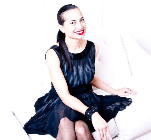 designer lily achatz pinball donut girl splendora fashion deisgn