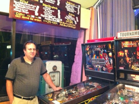 jeri ellsworth pinball voodoo too donuts matt walsh