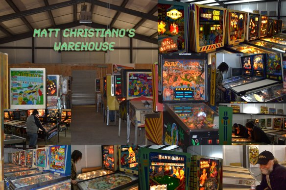pinball warehouse images