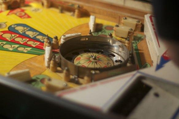 hi-score roulette wheel