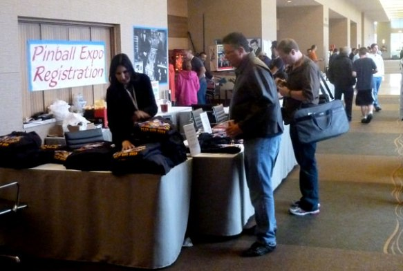 pinball expo registration